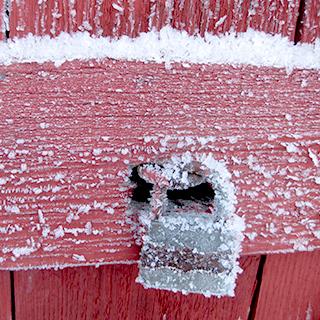 frost-lukko