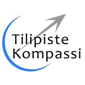 Tilipiste Kompassi logo
